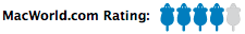MacWorld.com Rating